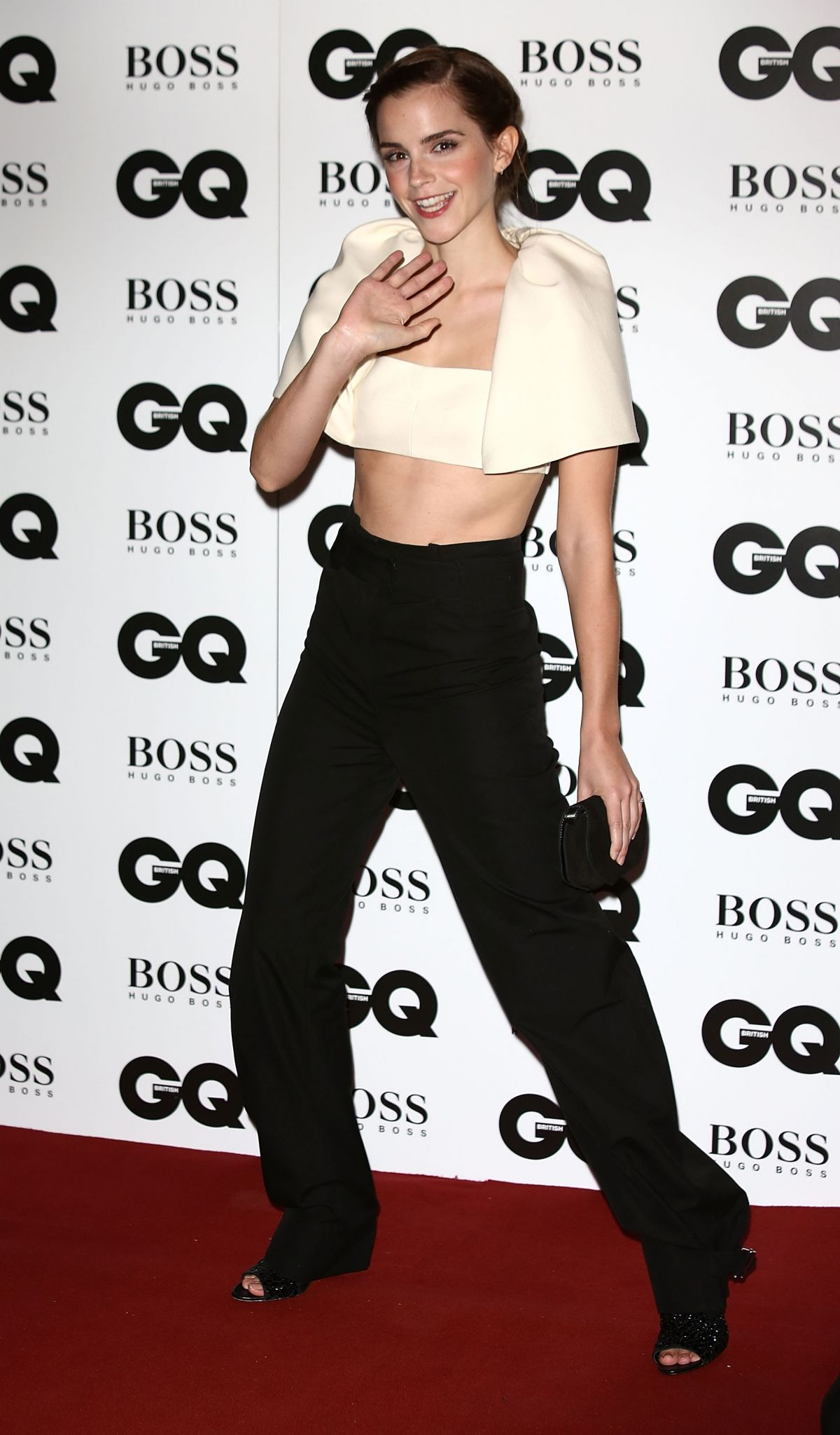 Emma Watson At GQ Men Of The Year Awards
