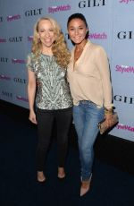 Emmanuelle Chriqui At People StyleWatch Denim Awards In West Hollywood