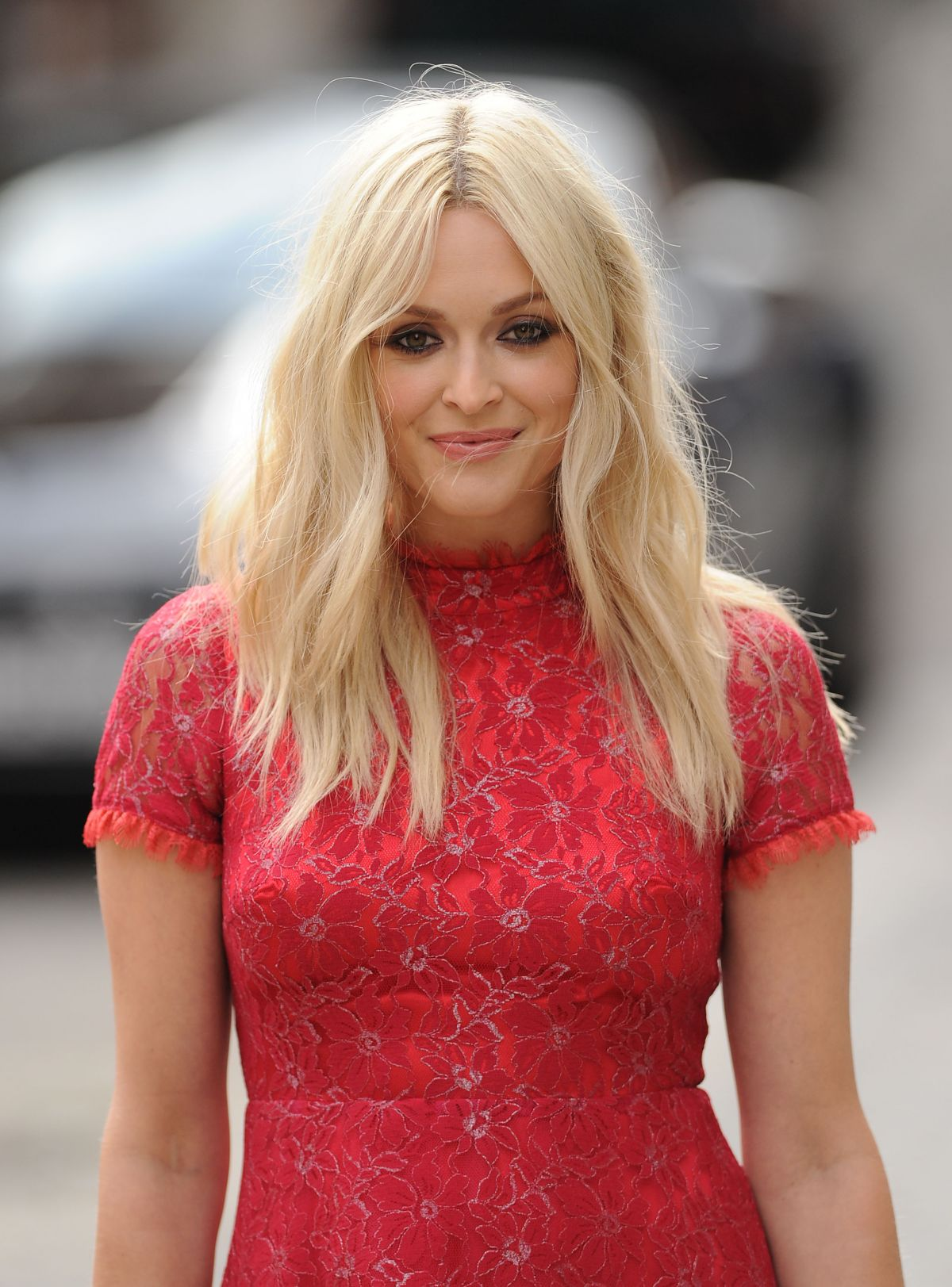 Fearne Cotton Attending Teh Event For Her Collection With Very Co Uk In