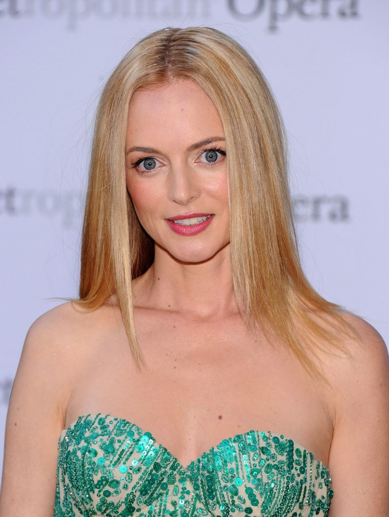 Heather Graham Met Opera Season Opening Production