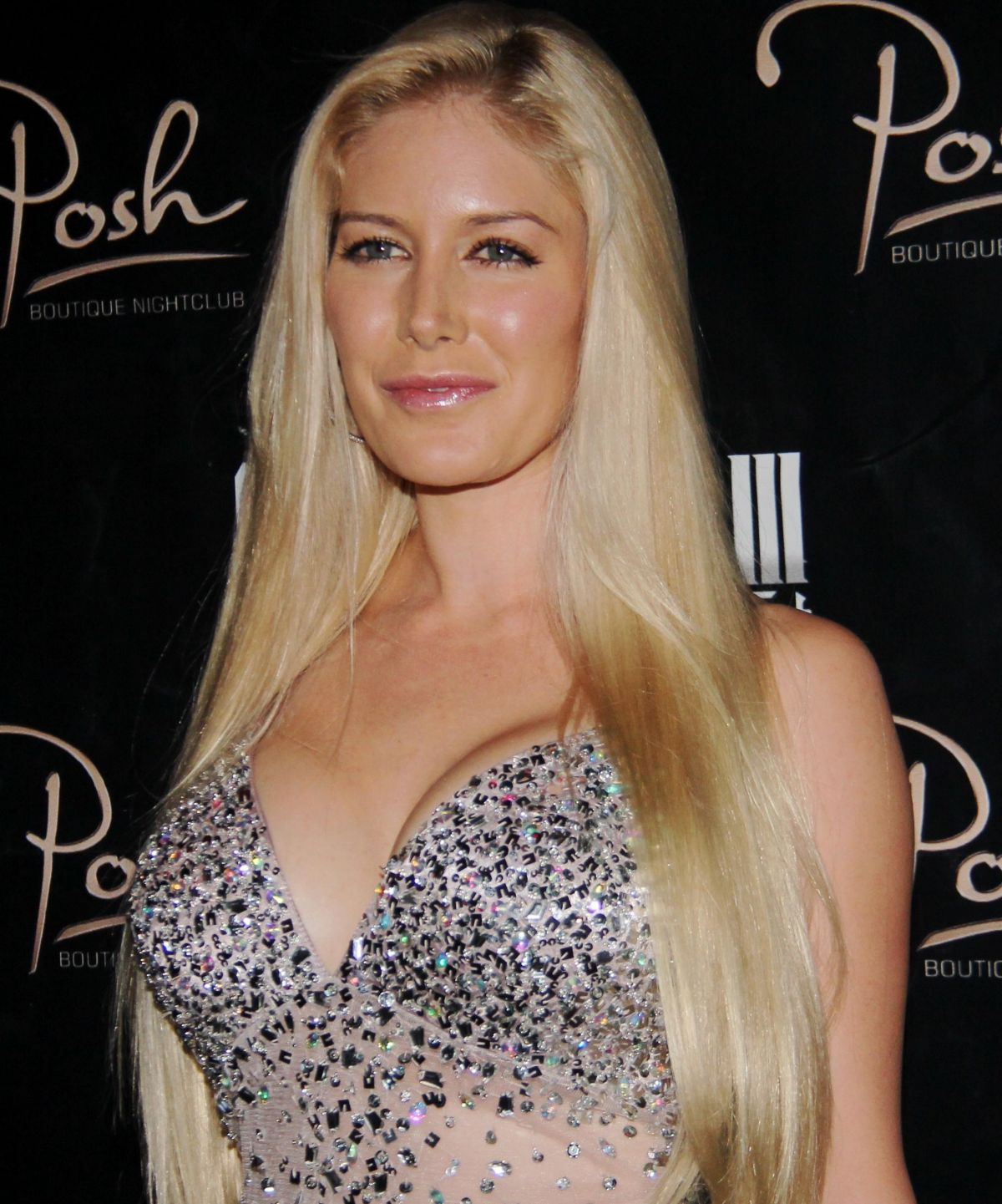 Heidi Montag At Spence...