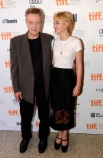 Imogen Poots At A Late Quartet Premiere At TIFF