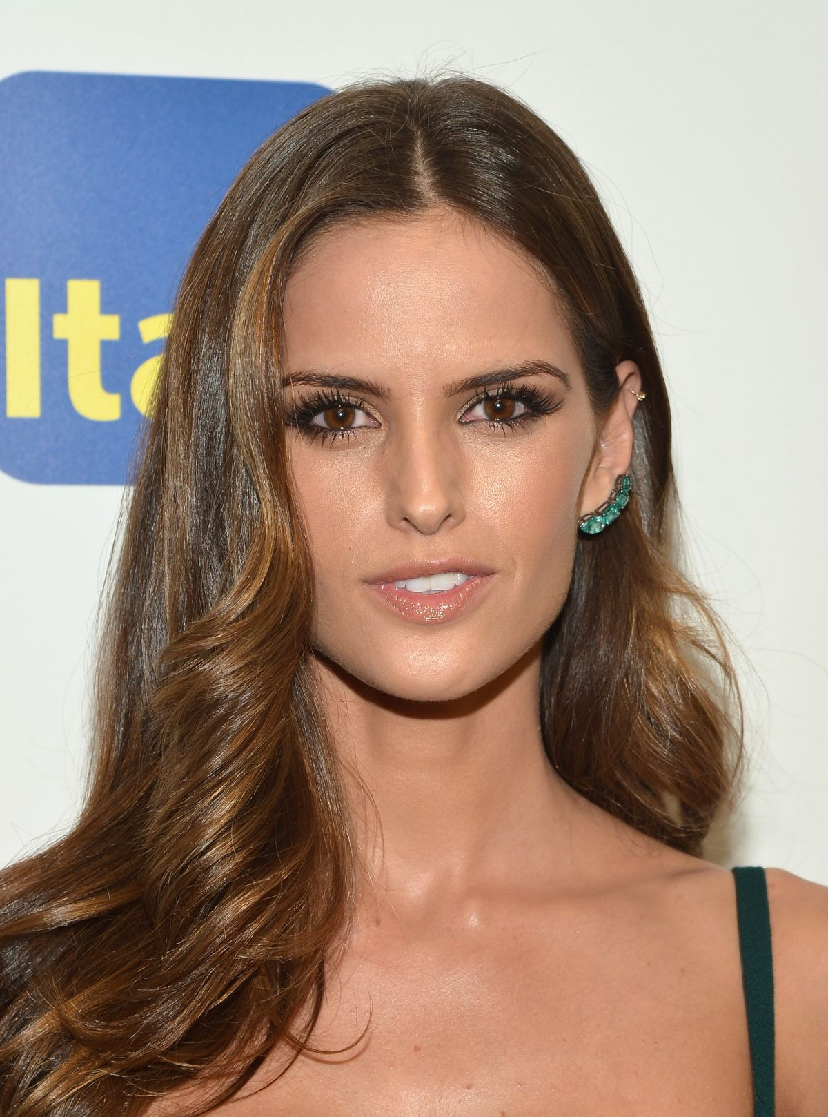 Izabel Goulart earned a  million dollar salary - leaving the net worth at 3 million in 2017