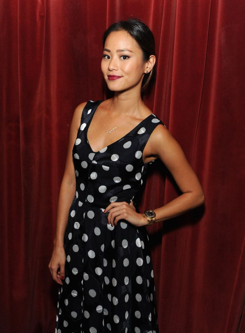 Jamie Chung At The Cut And New York Magazine