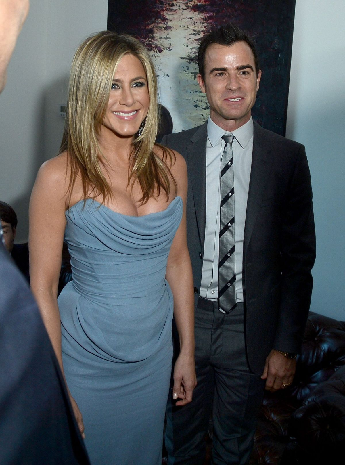 Jennifer Aniston At Life Of Crime Cocktail Reception At The 2013 TIFF