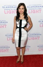 Jessica Parker Kennedy At Glamorama Fashion In A New Light Benefit In LA