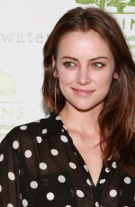 Jessica Stroup At Origins Smartyplants Charity Benefit In NY