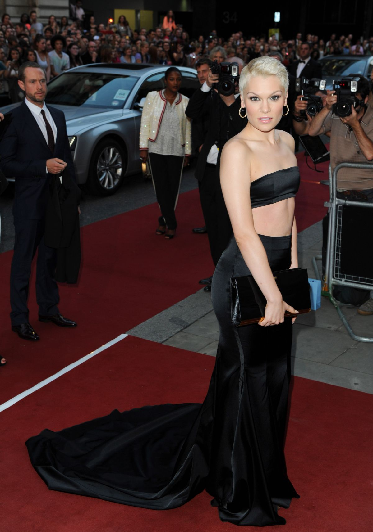 Jessie J At GQ Men Of The Year Awards