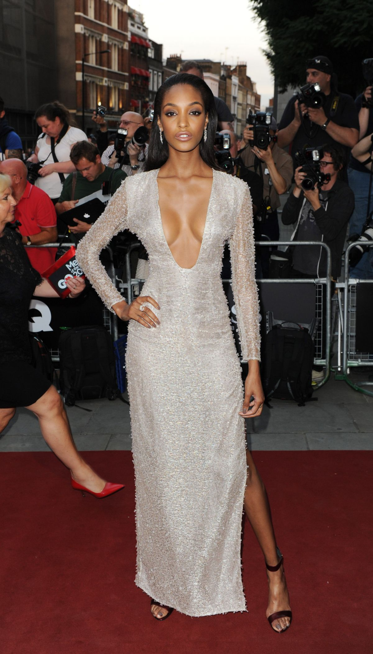 Jourdan Dunn At GQ Men Of The Year Awards