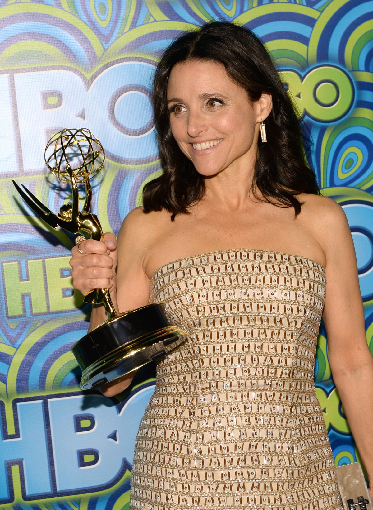 Julia Louis Dreyfus 2013 Julia Louis Dreyfus at Hbo 39 s
