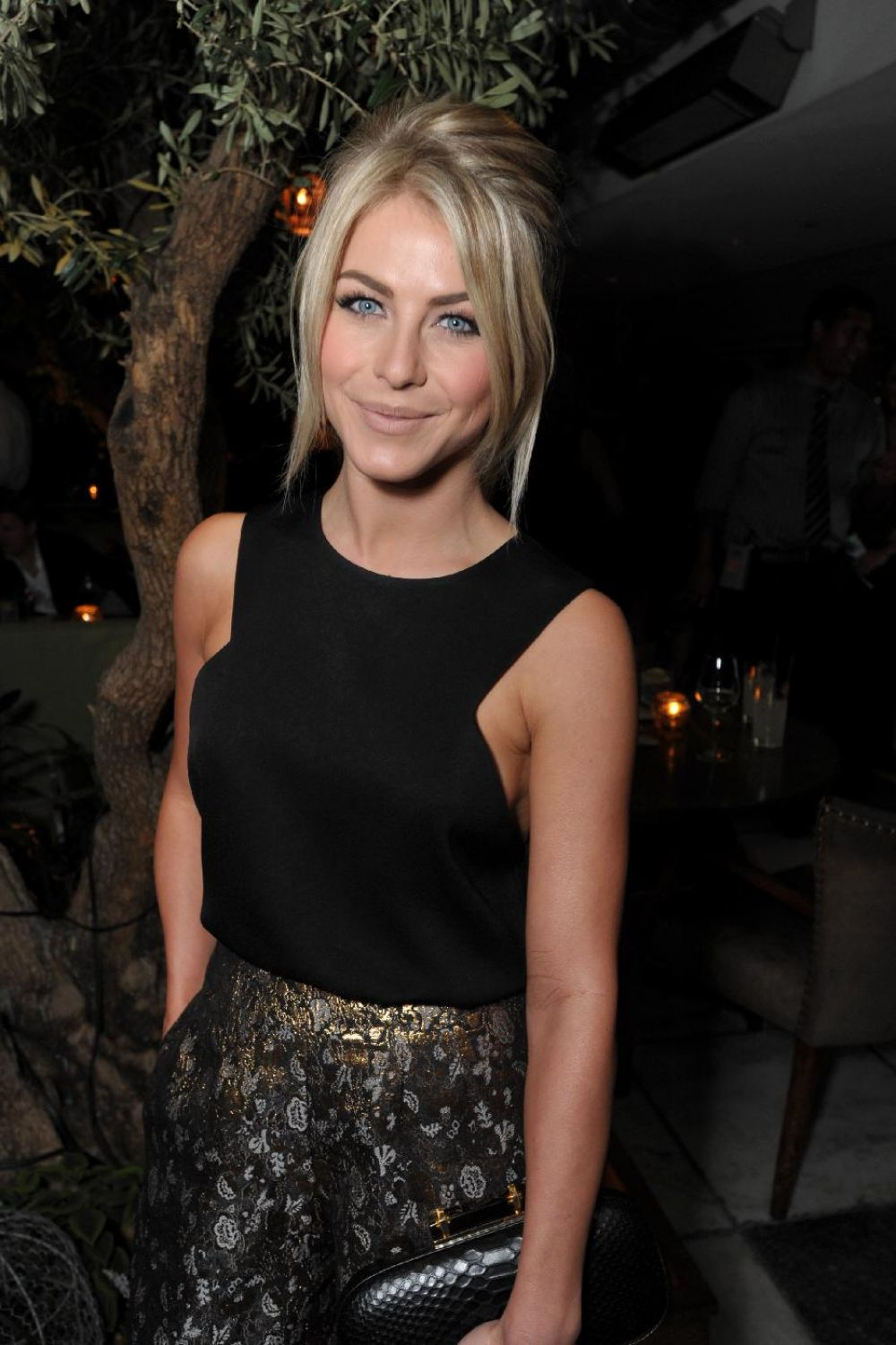 Julianne Hough At The Hollywood Reporter