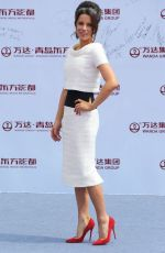 Kate Beckinsale At Press Conference For Qingdao Oriental Movie Metropolis