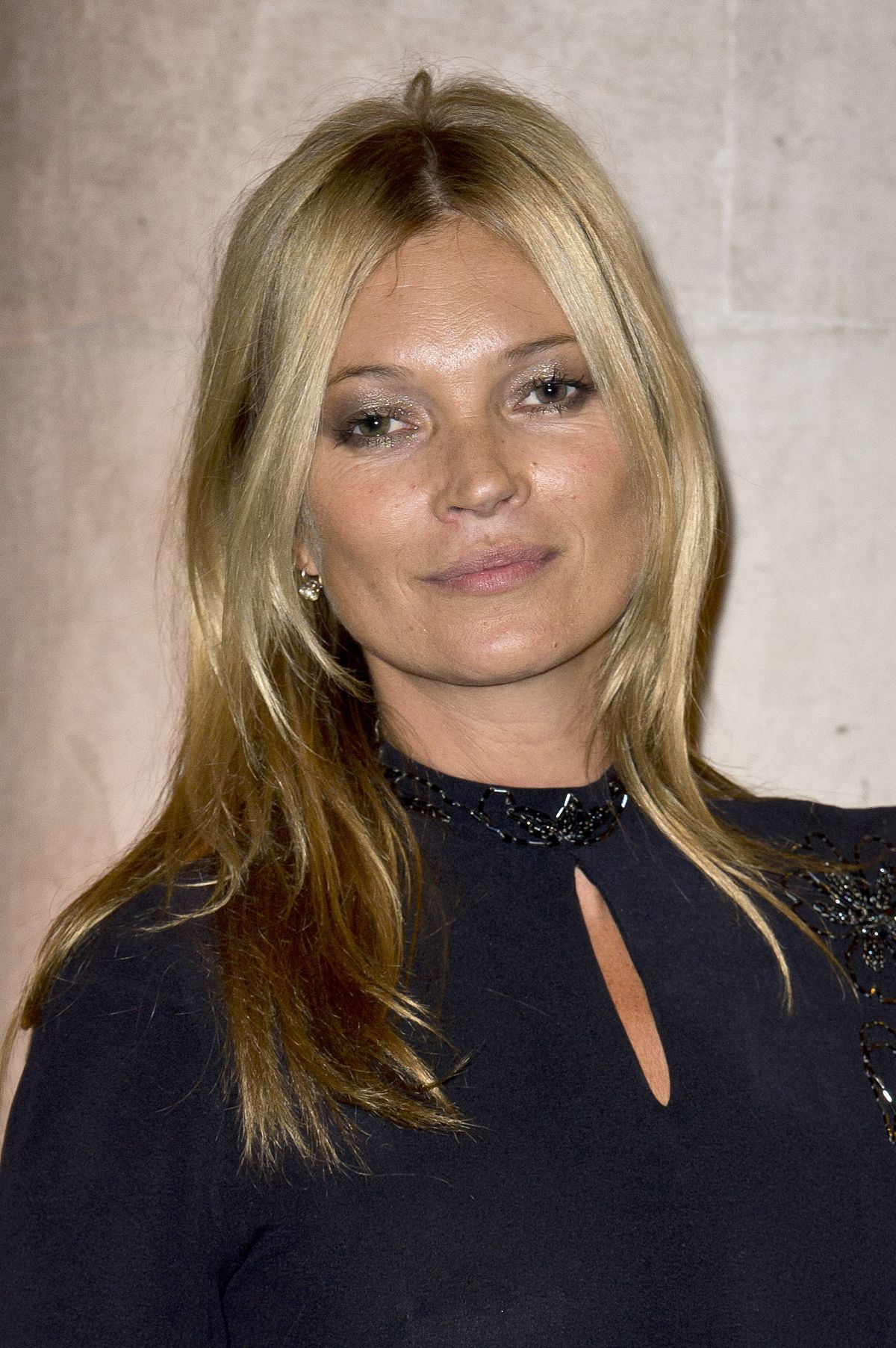 Kate Moss At Longchamp Regent Street Grand Opening Party In London