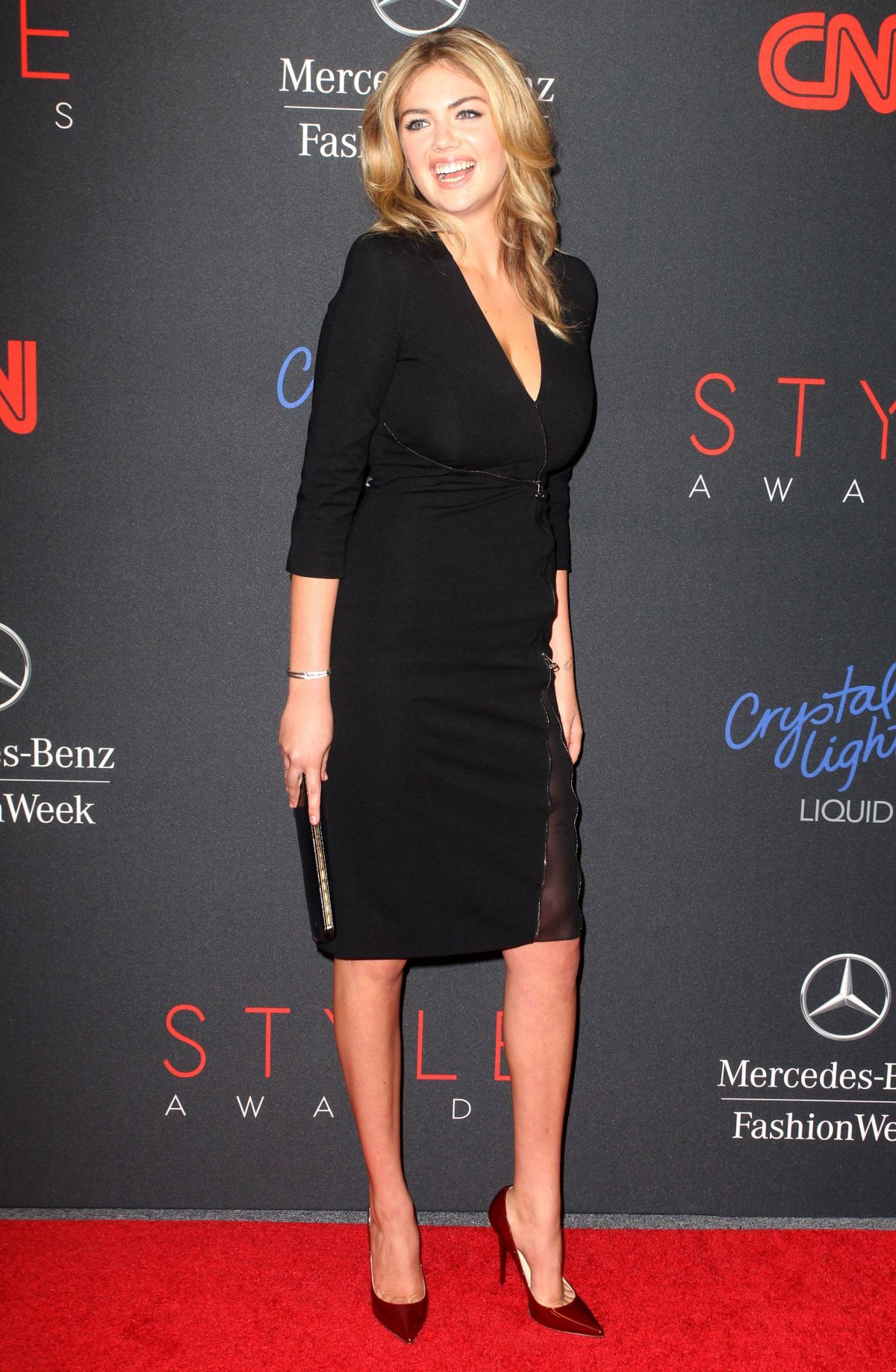Kate Upton At 2013 Style Awards At Lincoln Center