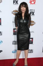 Katey Segal At The Sons Of Anarchy Season 6 Premiere In Hollywood