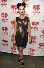 Katy Perry At iHeartRadio Music Festival In Las Vegas
