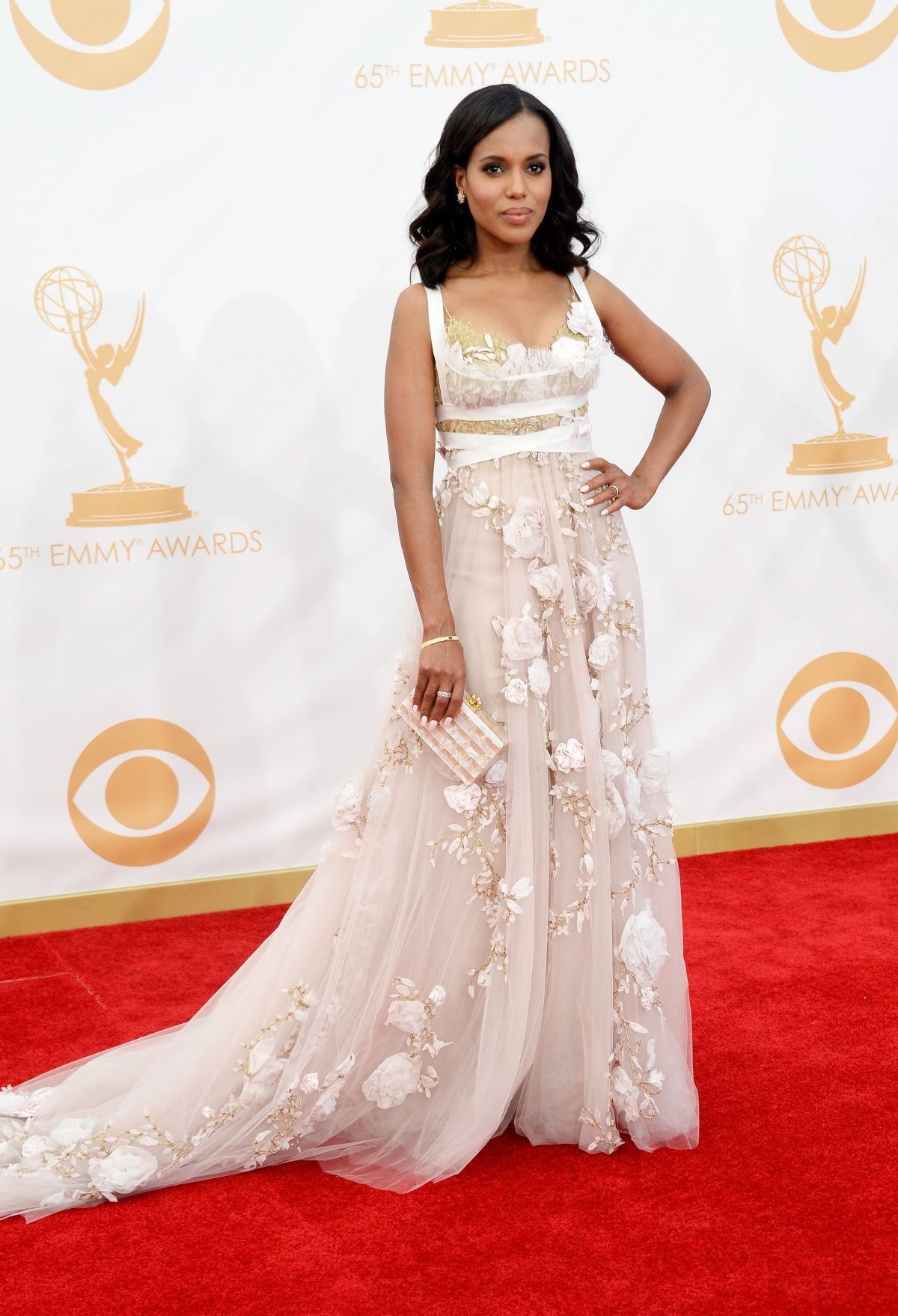Kerry Washington At 65th Annual Primetime Emmy Awards