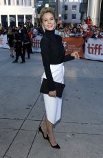 Kristen Hager At The Right Kind of Wrong Premiere At The 2013 TIFF