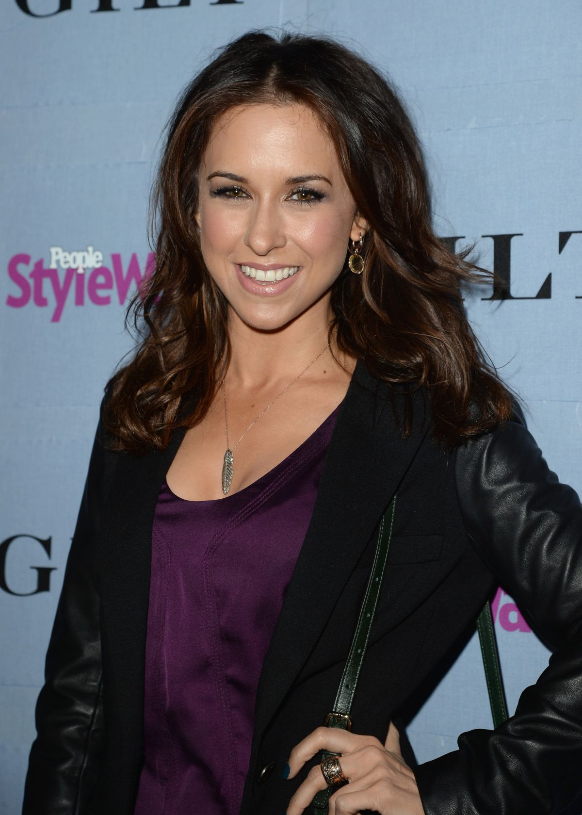 Lacey Chabert At People StyleWatch Denim Awards In West Hollywood