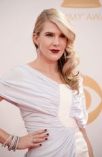 Lily Rabe At 65th Annual Primetime Emmy Awards