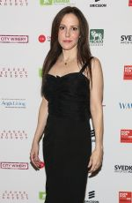 Mary-Louise Parker At The Inaugural Hope North Gala In NY