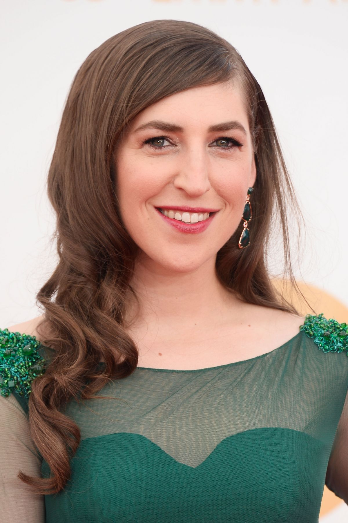 Mayim Bialik Bikini Mayim bialik at 65th annual