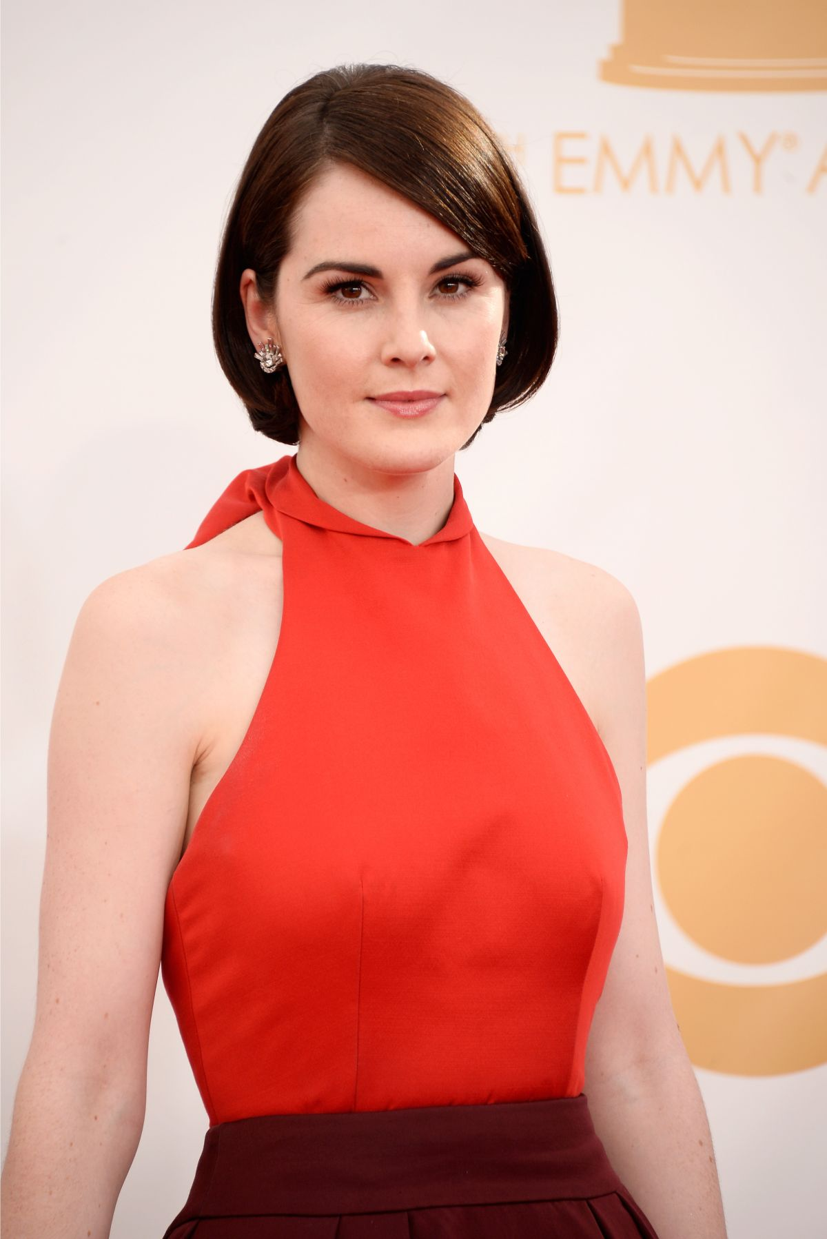 Michelle Dockery At 65th Annual Primetime Emmy Awards