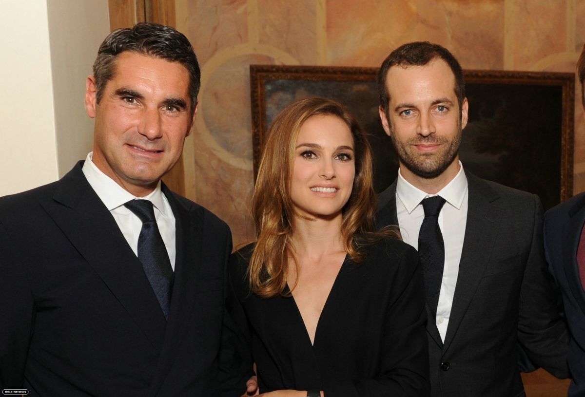 Natalie Portman Consulate General Of France Dinner In NY