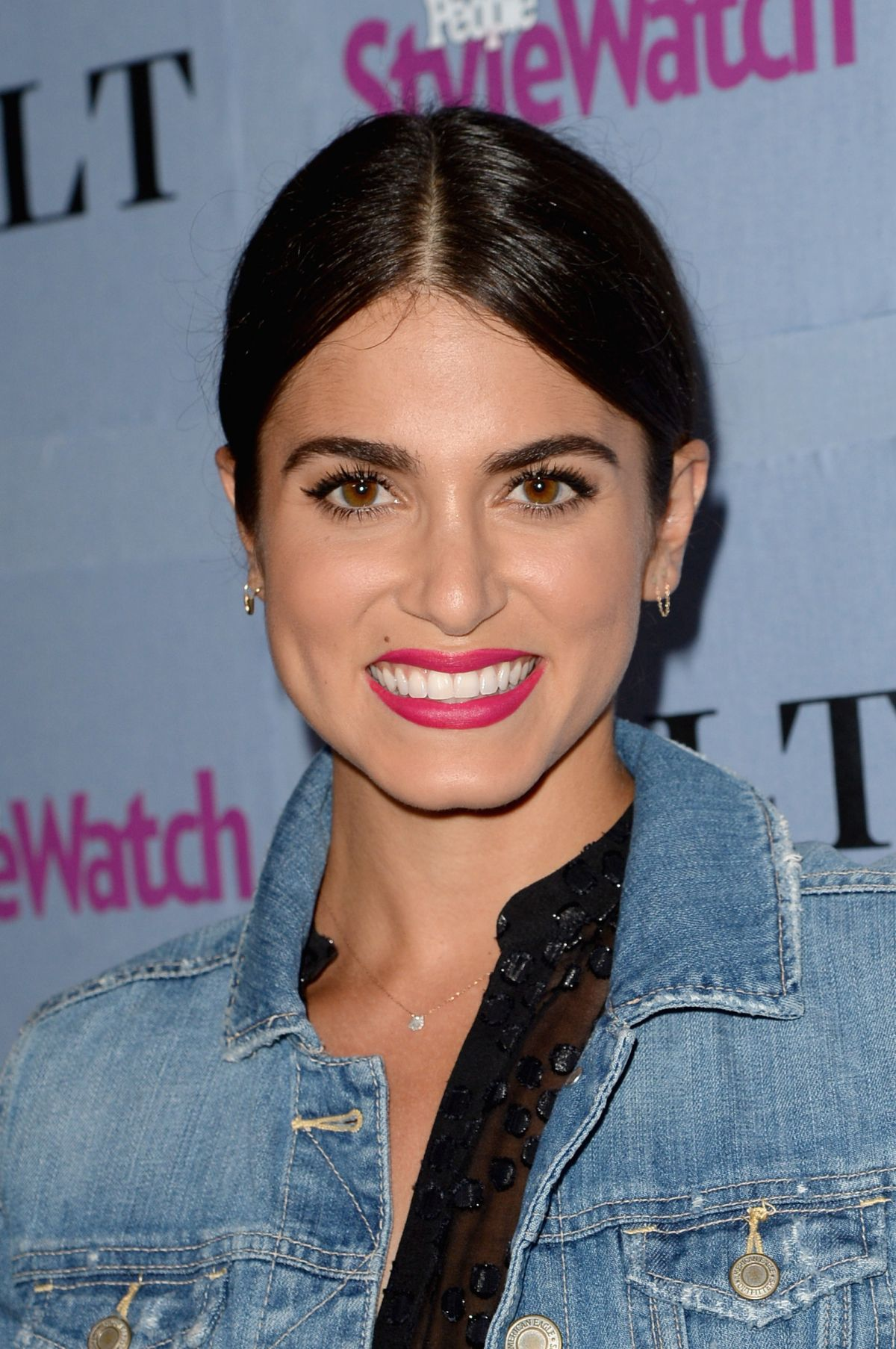 Nikki Reed At People StyleWatch Denim Awards In West Hollywood