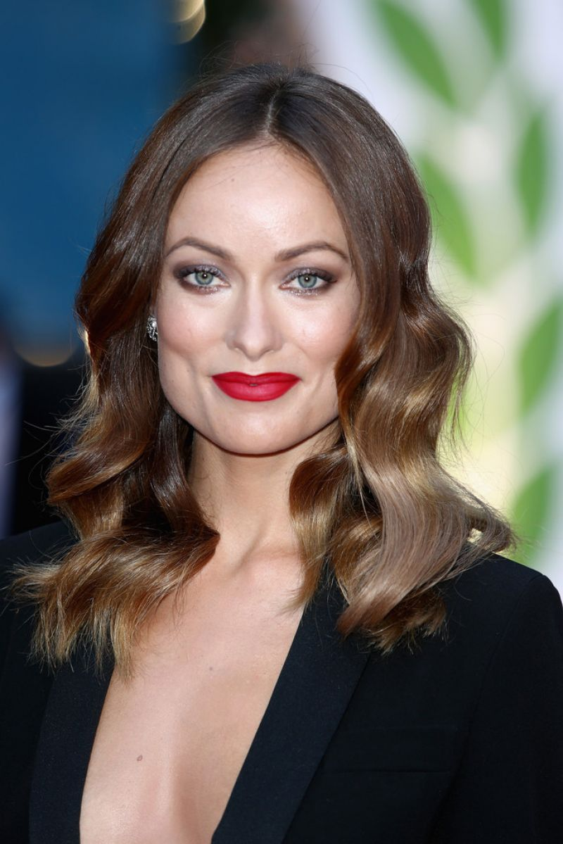 Olivia Wilde At Rush Premiere In London