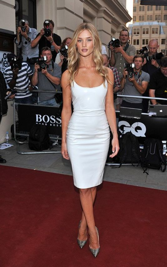 Rosie Huntington At GQ Men Of The Year Awards