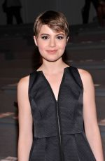 Sami Gayle At The Nanette Lepore Fashion Show In NYC