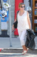 Selma Blair Goes Toy Shopping In Brentwood