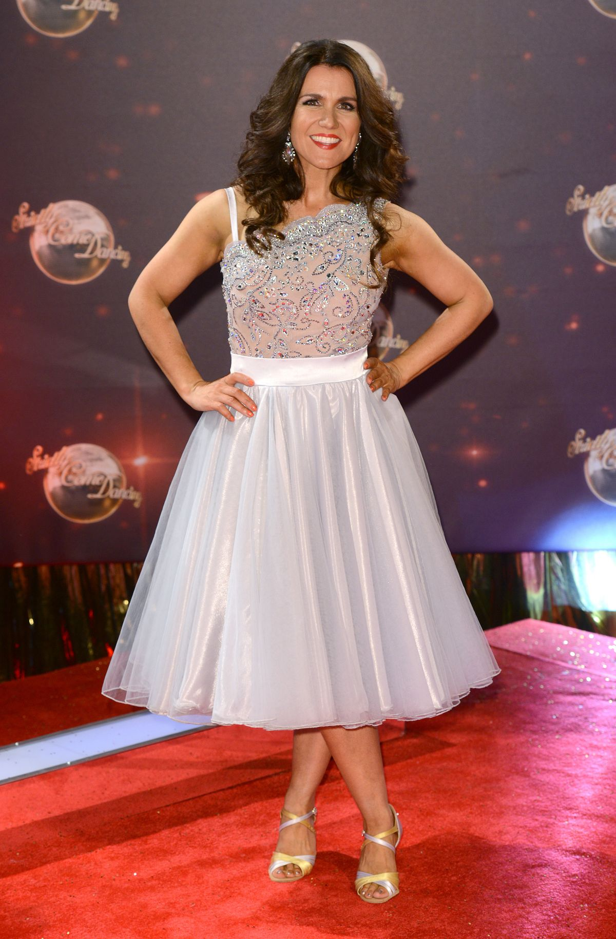 Susanna Reid At Strictly Come Dancing 2013 Launch In London