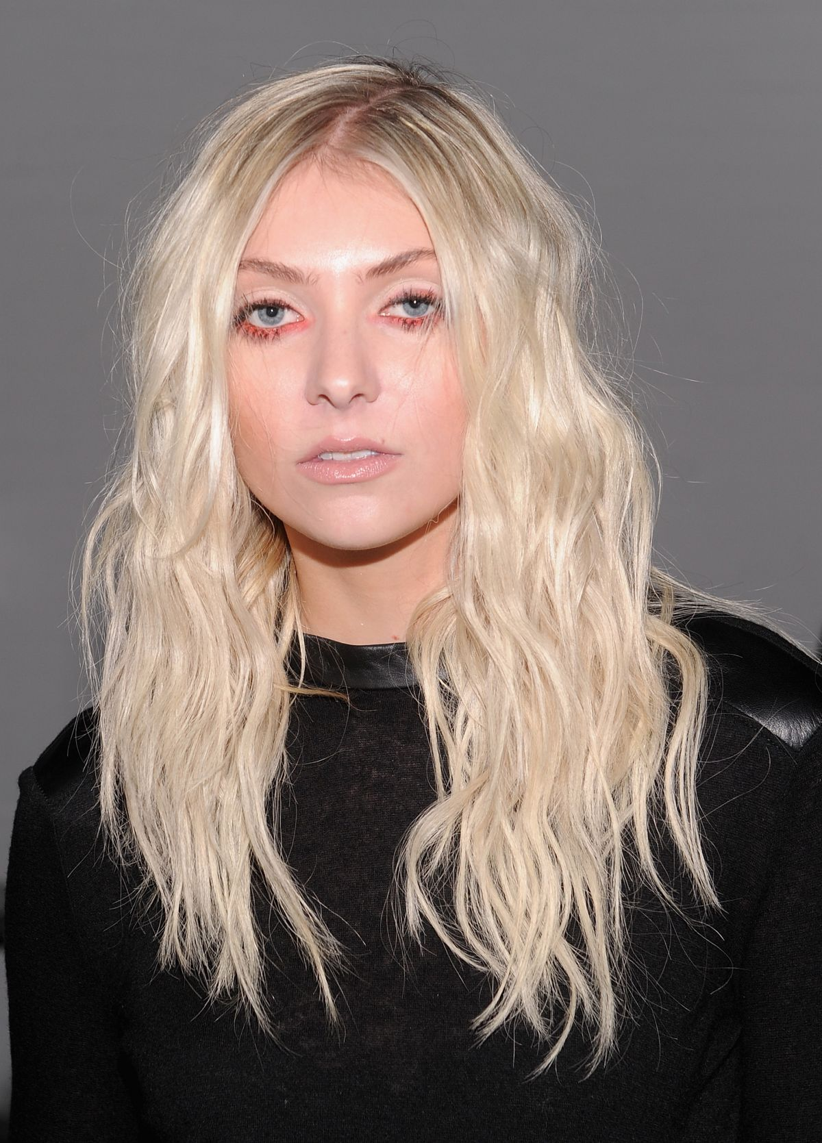 Taylor Momsen At Helmut Lang Spring 2014 Fashion Show In NYC - Celebzz ...