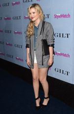 Taylor Spreitler At People StyleWatch Denim Awards In West Hollywood
