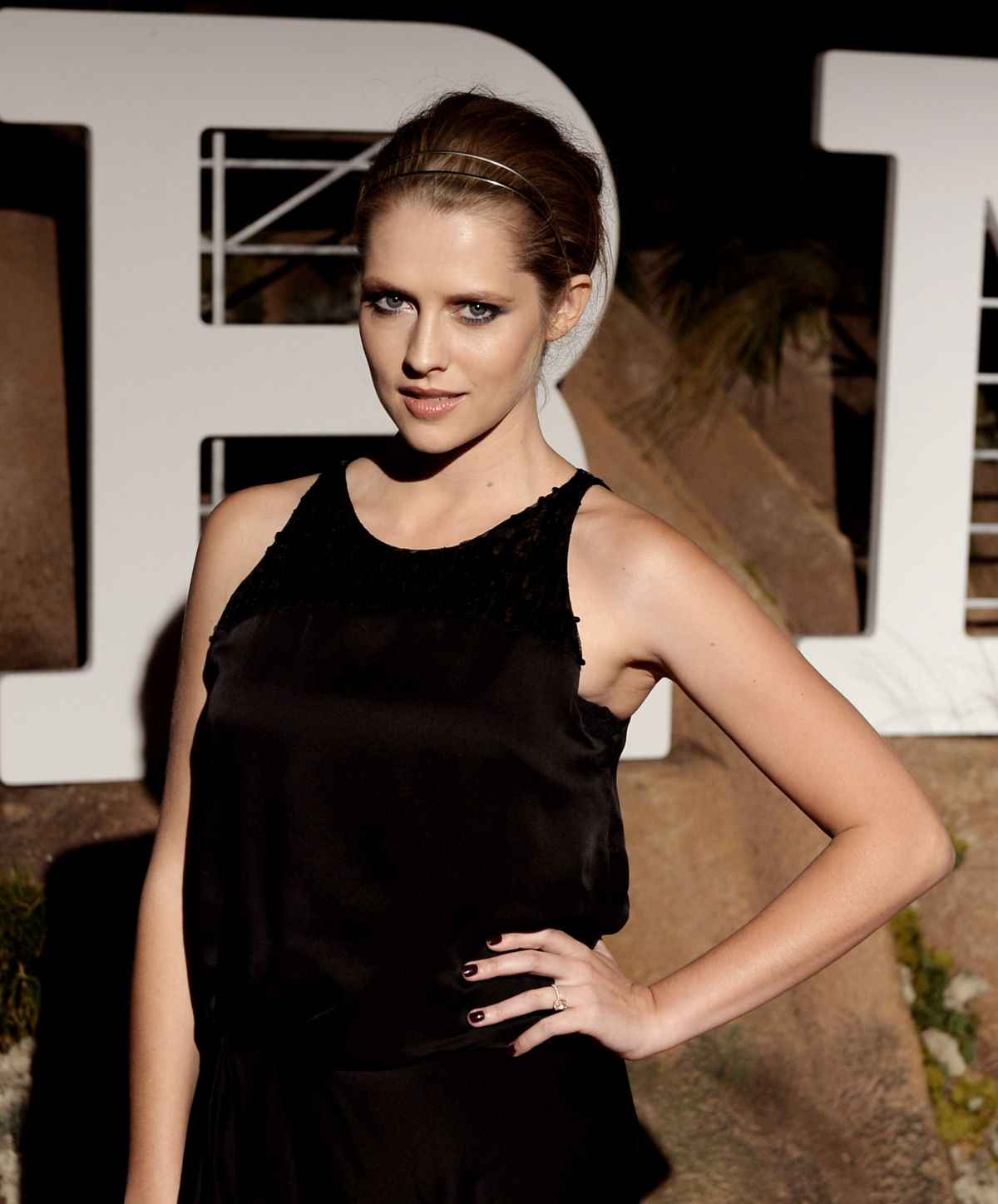 Teresa Palmer At Hermes Beverly Hills Boutique Opening After-Party