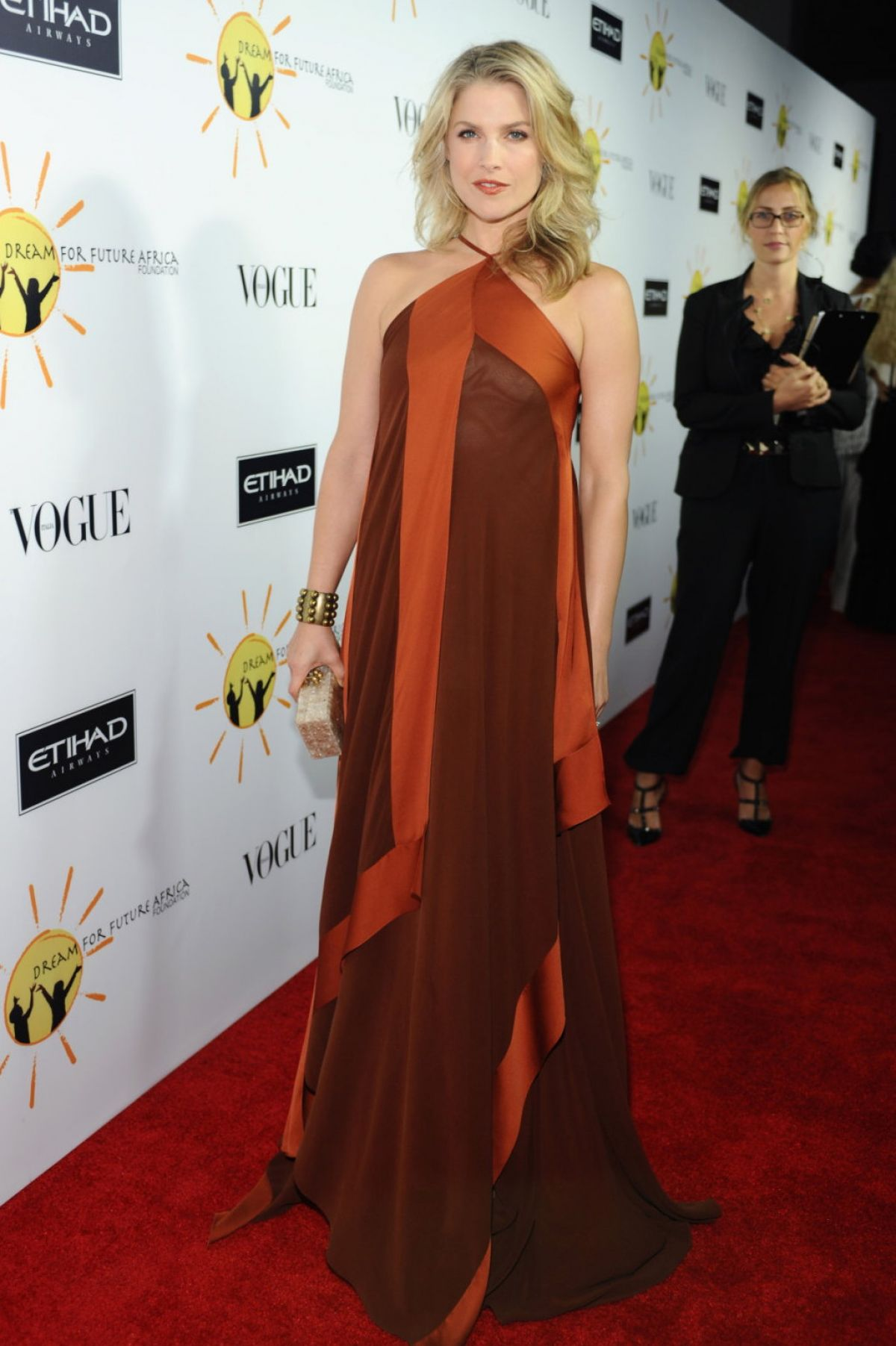 Ali Larter At Dream For Future Africa Foundation Inaugural Gala In Beverly Hills