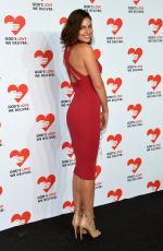 Alyssa Miller At 2013 Golden Heart Awards In NY