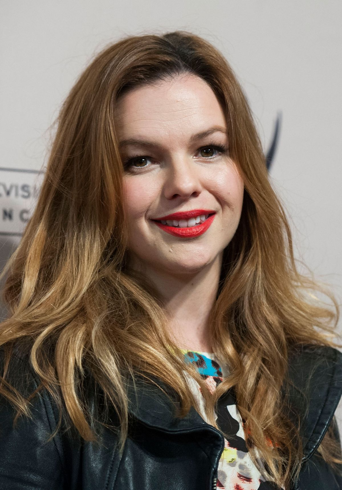 Amber Tamblyn In Hollywood At TV Academy
