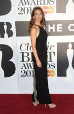 Amy Dickson At Classic Brit Awards