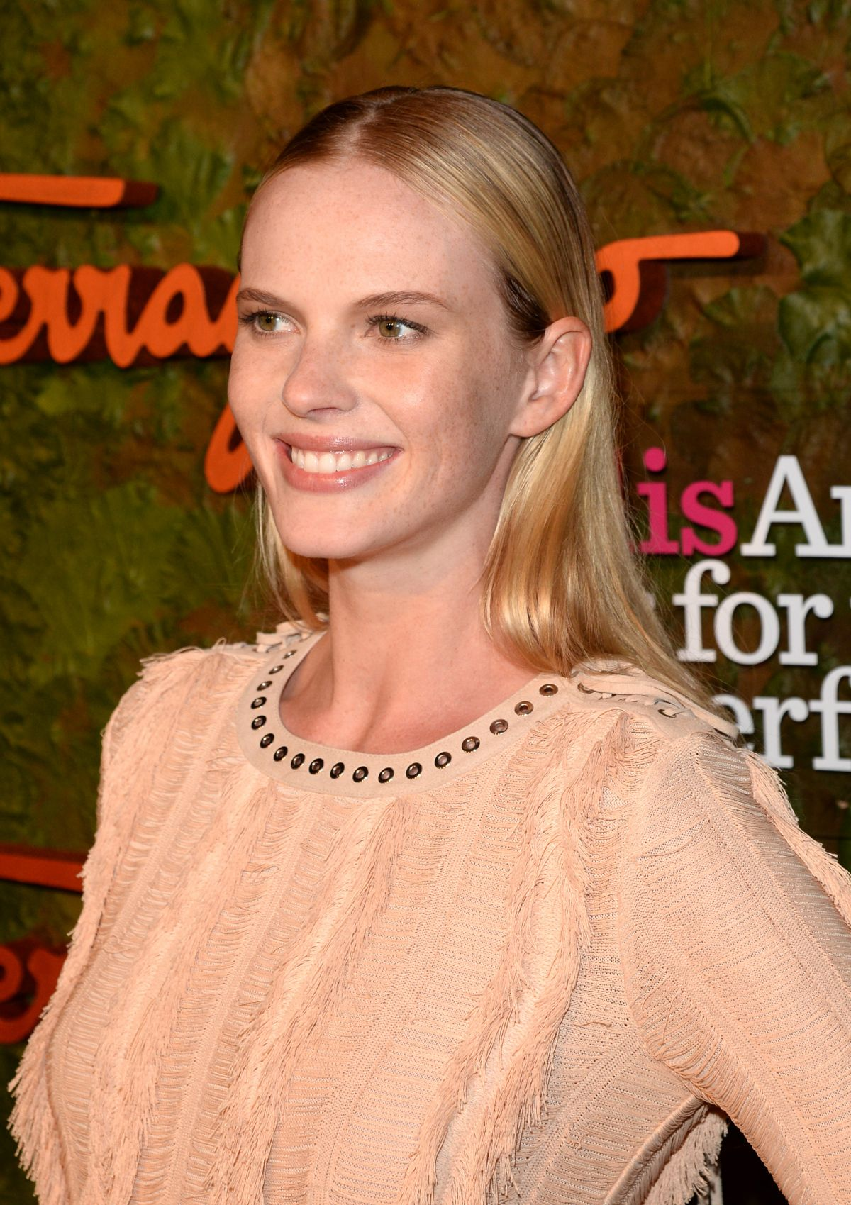 Anne Vyalitsyna At Wallis Annenberg Center For The Performing Arts Inaugural Gala In Beverly Hills