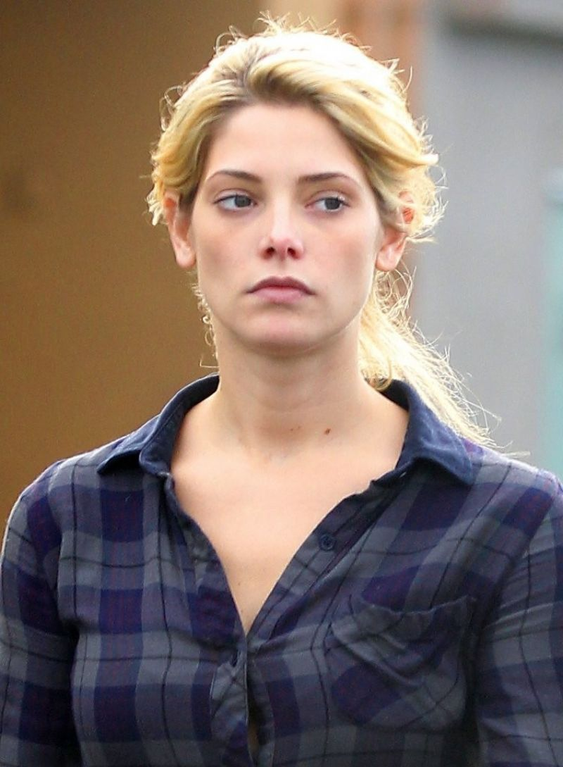 Ashley Greene At CVS Pharmacy In LA