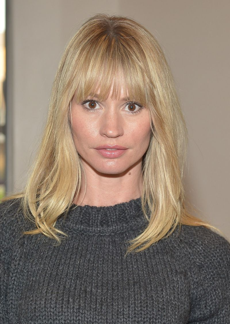 Cameron Richardson At Marc Jacobs S/S 2014 Collection Preview In LA