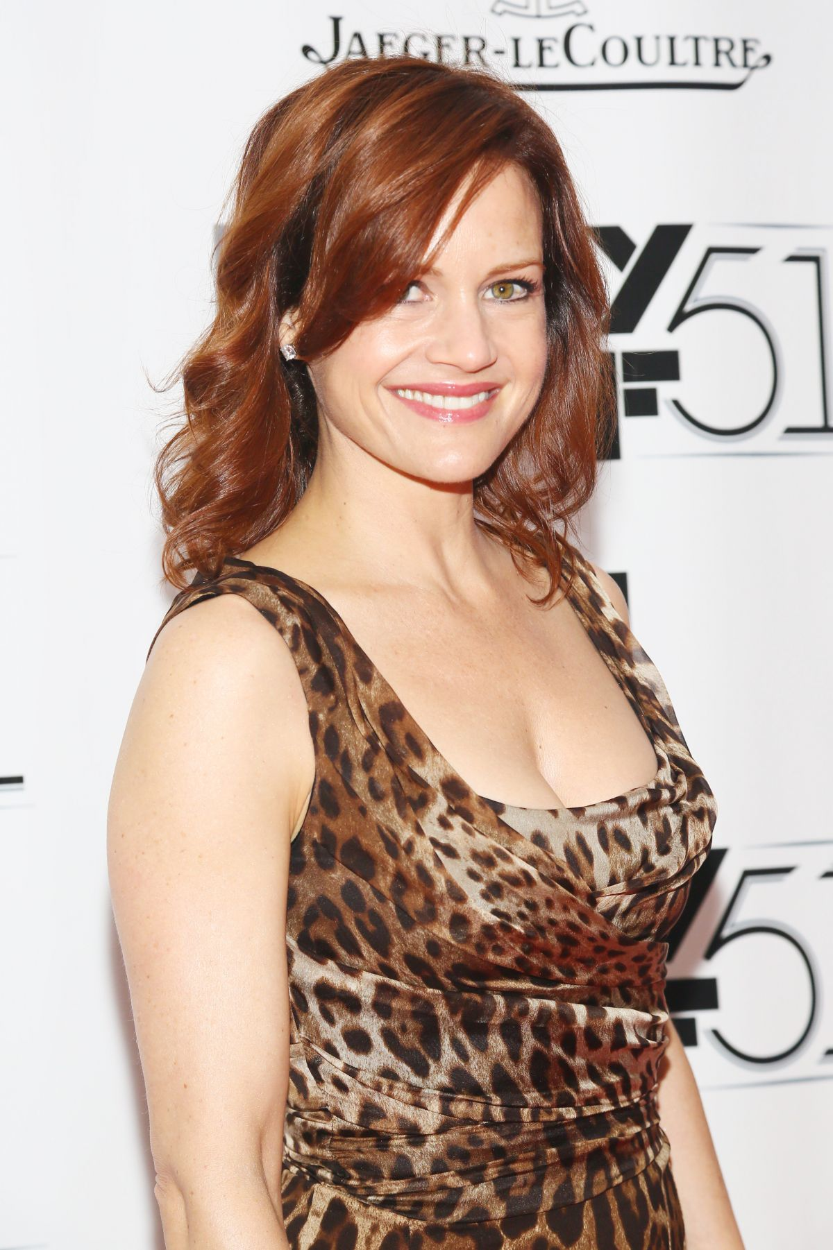 Carla Gugino At 12 Years A Slave Premiere During The 51st N.Y. Film Festival In NYC