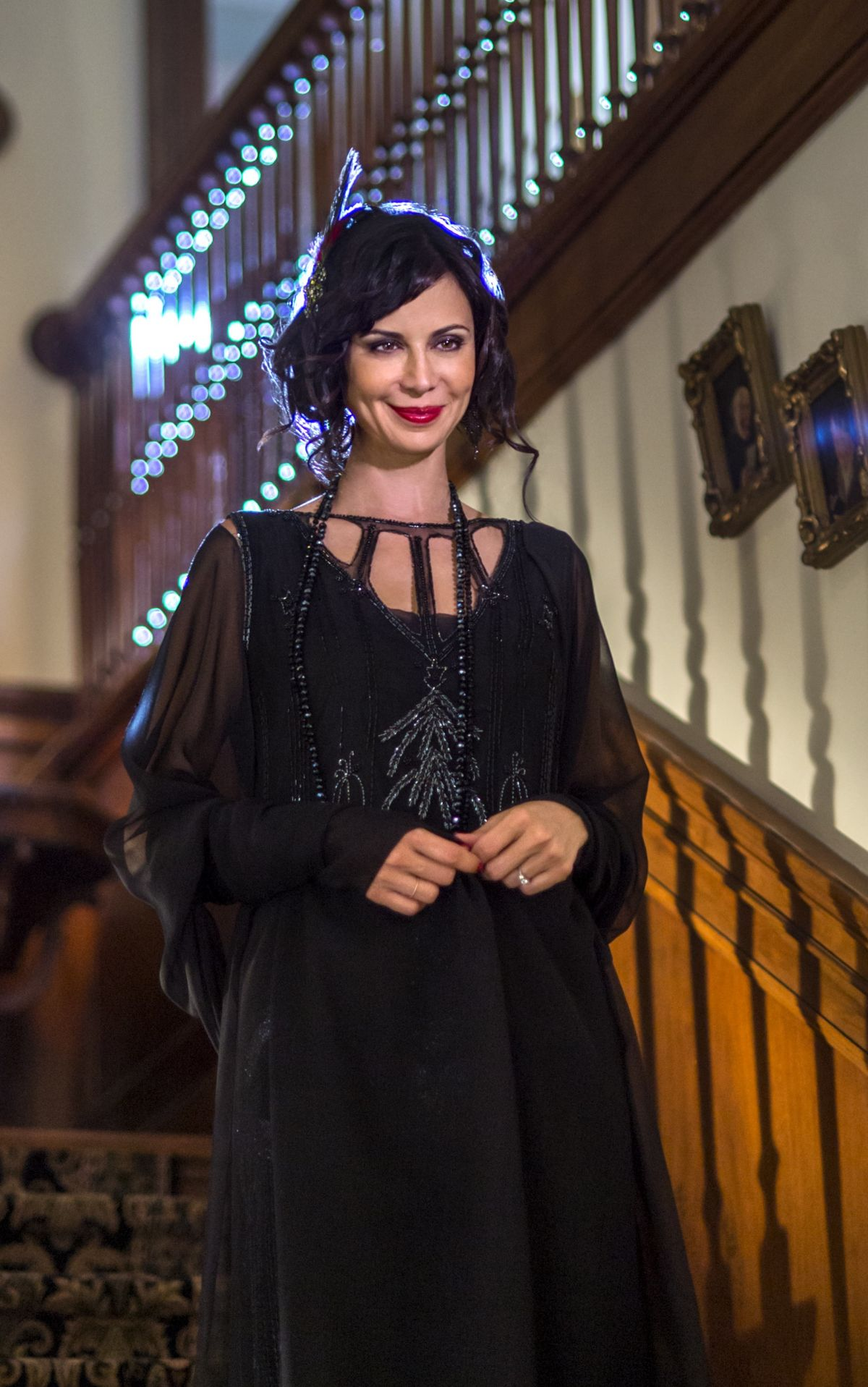 Catherine Bell At The Good Witch