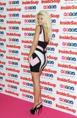 Danielle Harold Inside Soap Awards MOS In London