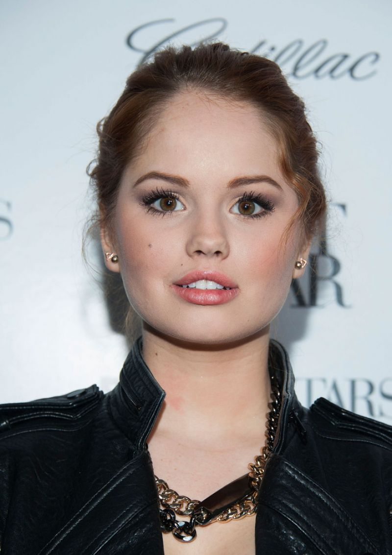 Debby Ryan At 50 Most Fashionable Women of 2013 Event In West