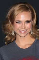 Fiona Gubelmann At The Walking Dead Premiere In Universal City
