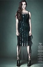 Hailee Steinfeld At Marie Claire November 2013